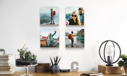 Hasta 25 azulejos de espuma con fotos personalizadas con Photo Gifts (hasta 95% de descuento)