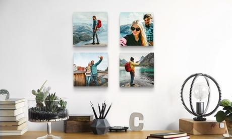Hata 25 azulejos de espuma con fotos personalizadas con Photo Gifts (hasta 95% de descuento)