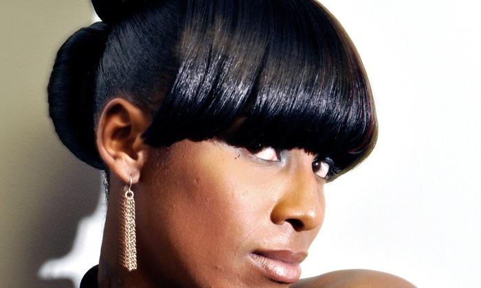 Kimberly's Retreat, LLC - Washington Village: Haircut and Natural-Hair Treatment Packages at Kimberly's Retreat, LLC (Up to 56% Off)