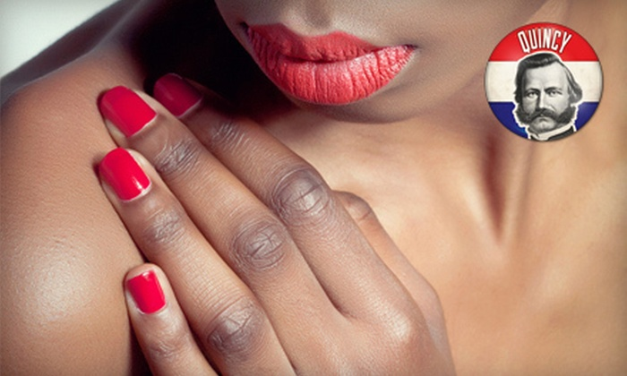 Paradiso Salon - Verona: One or Three Shellac Manicures with Option for Classic Pedicures at Paradiso Salon (Up to 64% Off)