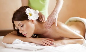 LaVida Massage New York: 60-Minute Massage with Optional 60-Minute Signature Facial at LaVida Massage of New York (Up to 57% Off)