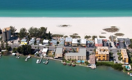 Stay at Bayside Inn & Marina in Treasure Island, FL. Dates into March.