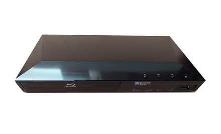 Sony Blu-ray Player with WiFi (Refurbished)