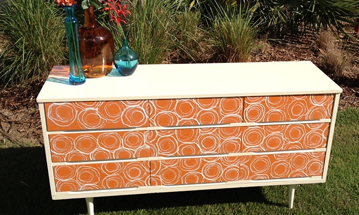TLC Design Studio - Oakland Park: Furniture Painting Workshop for One or Two at TLC Design Studio (Up to 60% Off)