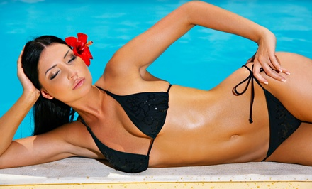 One Bikini Wax or One or Three Brazilian Waxes at Studio A (Up to 59% Off)