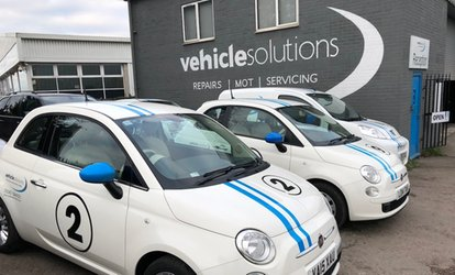 Air Conditioning Service and Re-Gas at Vehicle Solutions Cheltenham (49% Off)