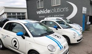 Vehicle Solutions Cheltenham: MOT Test for £18.50 at Vehicle Solutions Cheltenham