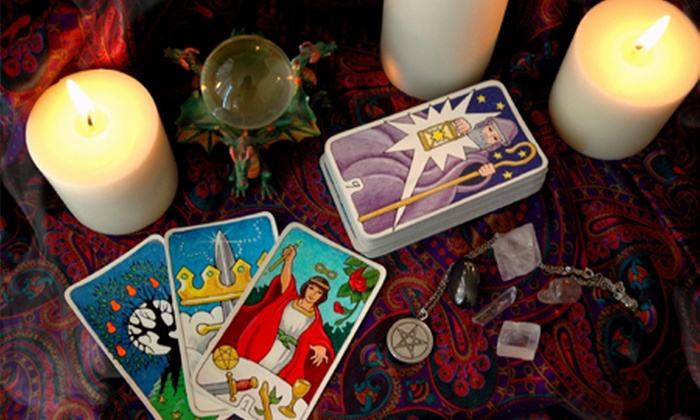 Angelic Realms - Hemel Hempstead: Tarot or Angel Card Reading For One (£12) Four (£39) or Six (£45) at Angelic Realms