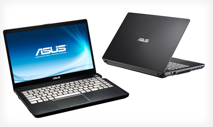 "ASUS 14"" Core i7 Notebook PC: $599.99 for an ASUS 14"" 750GB Notebook PC (Manufacturer Refurbished) ($729.99 List Price). Free Shipping and Returns."