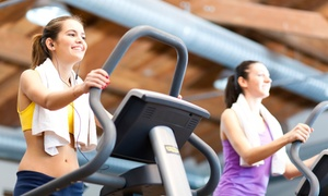 Total Woman Gym + Spa: Memberships with Fitness Classes, Steam & Sauna at Total Woman Gym + Spa (Up to 77% Off). Multiple Locations.