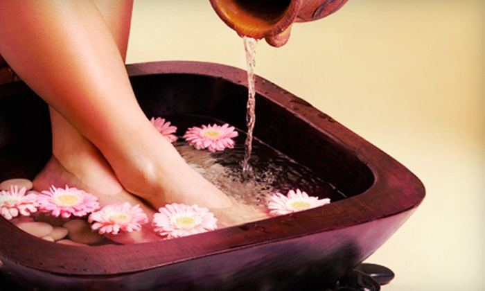 Bella Spa - Waterloo: One or Two Bella Essential Pedicures at Bella Spa (Up to 68% Off)