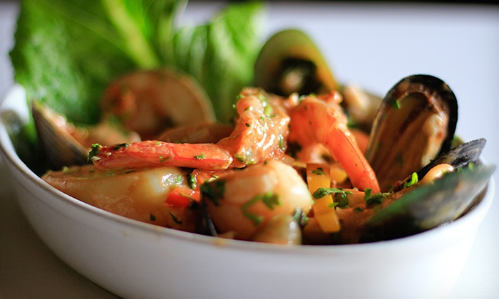 Rio's D'Sudamerica - Bucktown: $22 for $40 Worth of Peruvian Cuisine and Drinks at Rio's D'Sudamerica