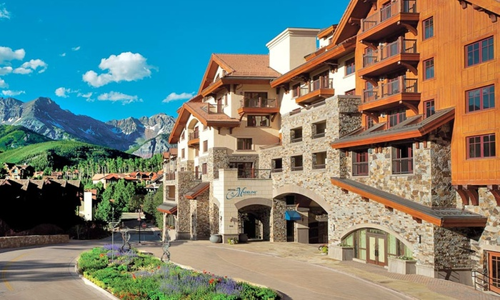 null - Denver: Stay at Hotel Madeline Telluride in Telluride, CO