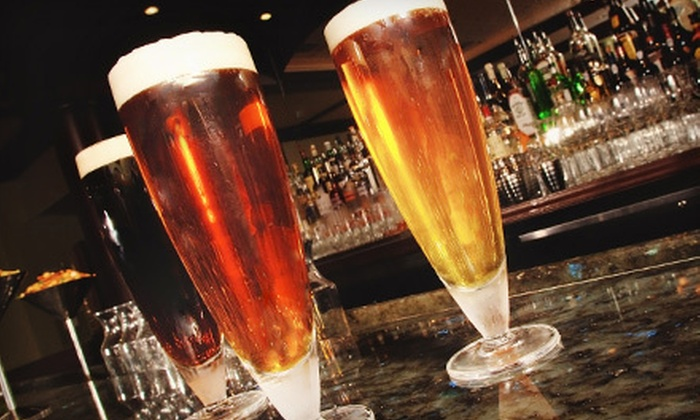Barhopolis - Federal Hill - Montgomery: Federal Hill Beer Lovers Keep the Chalice Bar Tour for Two or Four on Saturday, June 30, from Barhopolis (Up to 55% Off)