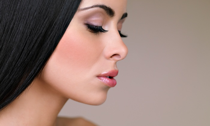Bloomfield Esthetics - West Bloomfield: Permanent-Makeup Applications to Eyebrows or Eyelids at Bloomfield Esthetics in West Bloomfield (Up to 59%)