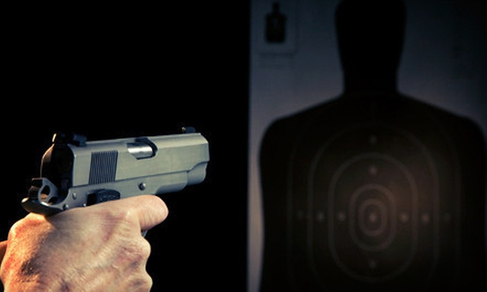 Frontier Firearms - 6: $39 for a Shooting-Range Package for Two at Frontier Firearms ($90 Value)
