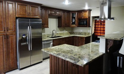 80% Off Consultation and Kitchen Remodeling