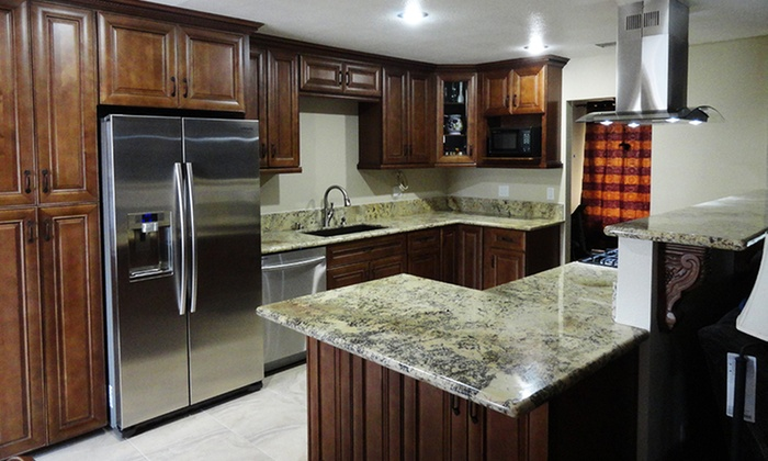 Kitchen Remodeling - The Cabinet Lady | Groupon