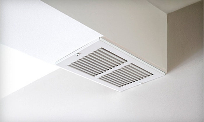 Woodward Heating, Inc. - Salem OR: A/C Tune-Up and Air-Duct Cleaning for One- or Two-Story House from Woodward Heating, Inc. (Up to 82% Off)