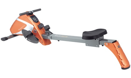 Body Sculpture Magnetic Resistance Folding Rowing Machine With Free Delivery