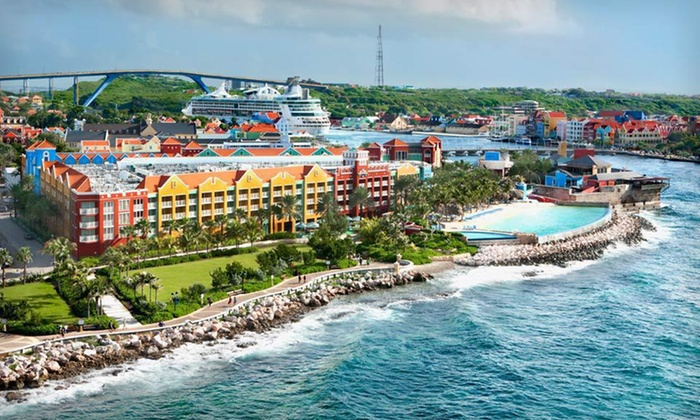Renaissance Curacao Resort & Casino - Willemstad: 4-Star Oceanfront Resort on Historic Site