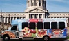 Local Tastes of the City Tours - Civic Center: Four-Hour Insider's Sightseeing Bus Tour for 1,2, 4, or 10 from Local Tastes of the City Tour/SF Food Tours (41% Off)