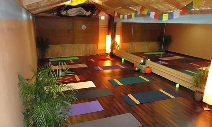Zen Den Yoga School - Boca Raton Hills: 200-Hour Yoga-Teacher Training or 10 Classes at Zen Den Yoga School (Up to 81% Off)