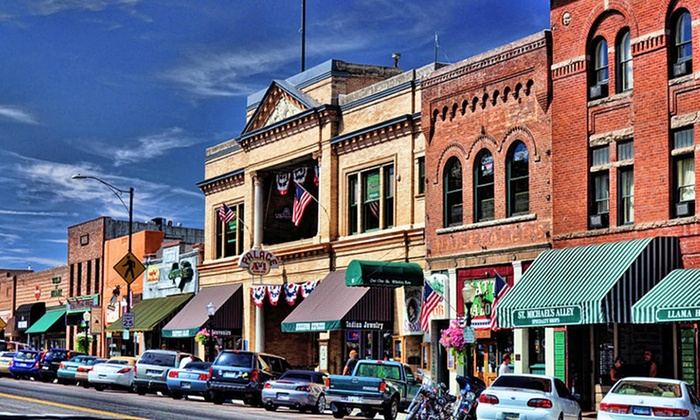 Grand Highland Hotel - Prescott: Stay at Grand Highland Hotel in Prescott, AZ