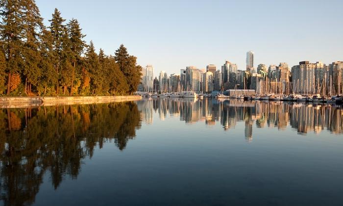 Rosellen Suites at Stanley Park - Vancouver: 1-Night Stay at Rosellen Suites at Stanley Park in Vancouver, BC