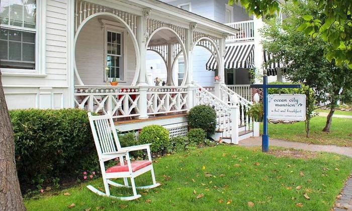 Ocean City Mansion - Ocean City: Two- or Three-Night Stay at Ocean City Mansion in Ocean City, NJ