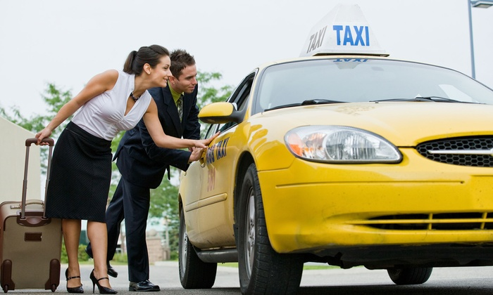 Hybrid Cab Company - Sunnyvale: Five or Ten Groupons, Each Good for $10 Worth of Taxi Service from Hybrid Cab Company 51% Off)