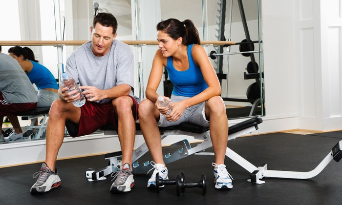Kpteamfit - Fort Lauderdale: Two Personal Training Sessions at KpTeamFit (65% Off)