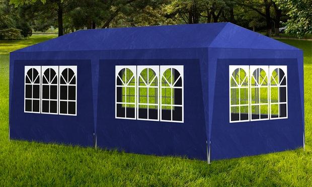 tente de r ception groupon shopping. Black Bedroom Furniture Sets. Home Design Ideas