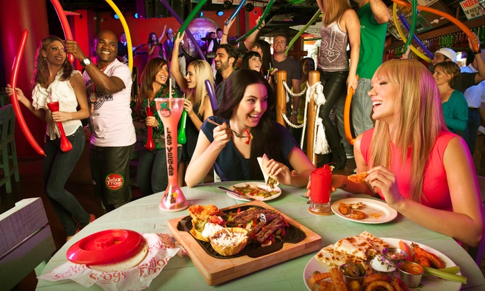 Señor Frogs - Miami - Señor Frogs - Miami: Mexican-American Food for Two or Four at Señor Frog's (Up to 42% Off)