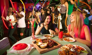 Señor Frogs - Miami: Mexican-American Food for Two or Four at Señor Frog's (Up to 42% Off)
