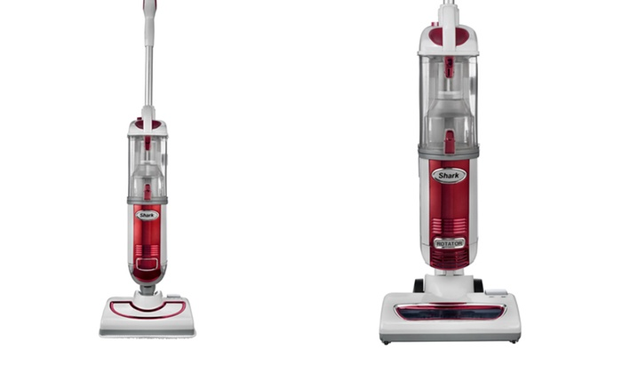shark rotator vac or steam 2 in 1 upright vacuum groupon. Black Bedroom Furniture Sets. Home Design Ideas