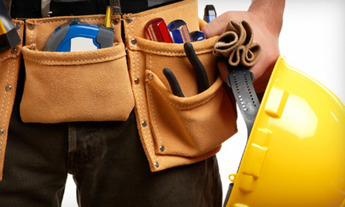 Catino Design and Construction LLC - Wolfpit: Two, Four, or Eight Hours of Handyman Services from Catino Design and Construction LLC (Up to 63% Off)