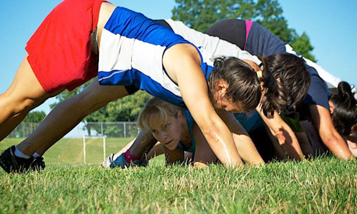 Annapolis Boot-Camp - Multiple Locations: 5 or 10 Drop-In Boot-Camp Classes at Annapolis Boot-Camp (Up to 81% Off)
