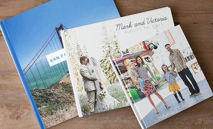 $35 for $100 Toward Any Photo Book(s) from Picaboo
