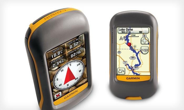 Garmin Dakota 10 Waterproof Hiking GPS: $119.99 for a Garmin Waterproof Hiking GPS (Refurbished) ($199.99 List Price). Free Shipping and Free Returns.
