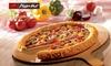 Golden Cheezy Crust bei Pizza Hut