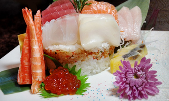 Oishii - Mount Kisco: Asian Fusion Cuisine for Dinner for Two or Four at Oishii (Up to 44% Off)