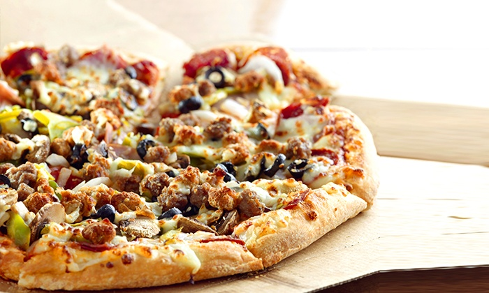 Blazzin Pizza - Cascade Park / Fisher Landing: $16 for $25 Worth of Carryout or Delivery at Blazzin Pizza