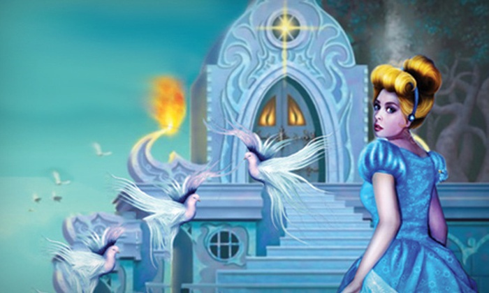"""""""Cinderella"""" - Master Theatre: $28 to See """"Cinderella"""" with a Meet and Greet at Millennium Theatre on August 12 at 6 p.m. (Up to $54.99 Value)"""
