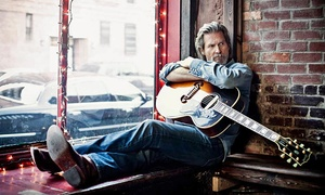 Jeff Bridges & The Abiders At Wellmont Theater On Saturday, August 30, At 8 P.m. (up To 60% Off)