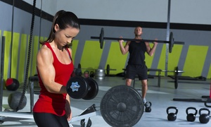 G.e.t. Fitness: Five Boot-Camp Classes at G.E.T. Fitness (45% Off)