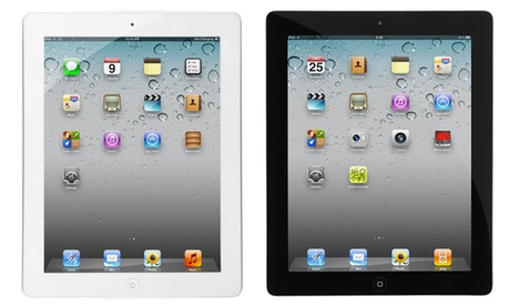 """Apple iPad 2 16GB or 32GB 9.7"""" WiFi Tablet with Generic Charging Cable and Power Adapter (Scratch & Dent) 445077f2-fd57-4c58-9f94-1226a1ede592"""