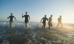 Tri2One: One Month of Intensive Running Training or Entry-Level Triathlon Training at Tri2One (Up to 53% Off)
