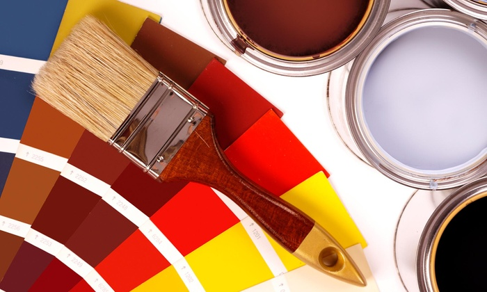 Nelsen Construction, LLC.  - Wichita: $264 for $549 for up to Eight Hours of Painting from Nelsen Construction, LLC