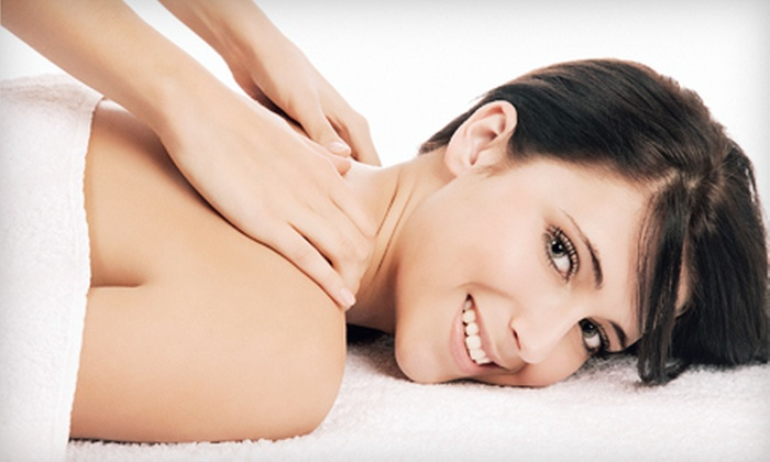 Clix Hair & Nails - Oviedo: One or Three 60-Minute Massages at Clix Hair & Nails (Up to 63% Off)